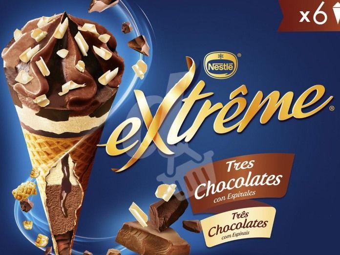Lista de helados de Nestlé contaminados con óxido de etileno