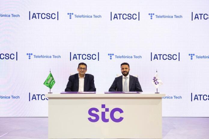 Telefónica Tech y ATCSC colaborarán para potenciar la ciberseguridad avanzada