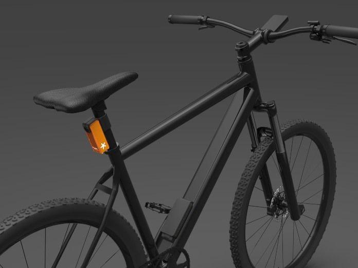 Sistema para no atropellar ciclistas