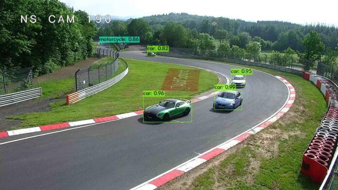 Fujitsu transforma la seguridad del circuito de Nuerburgring con Inteligencia Artificial