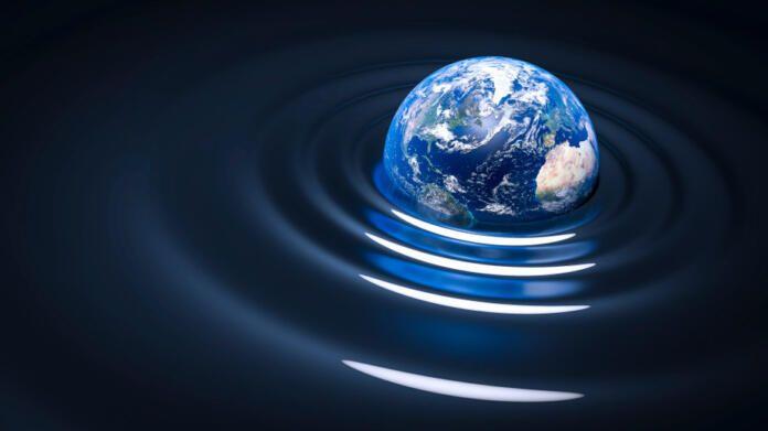 Las ondas gravitacionales también se encuentran en altas frecuencias
