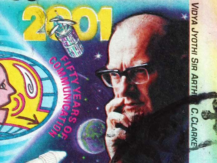 Las sobrecogedoras predicciones tecnológicas de Arthur CD. Clarke que se han cumplido por completo