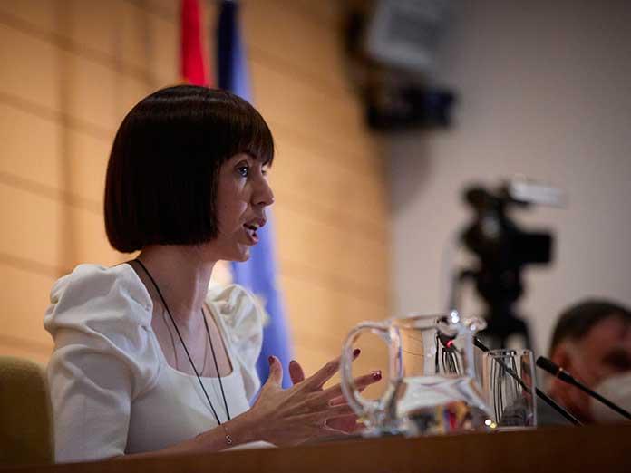 Diana Morant pide más inversión en i+D+i