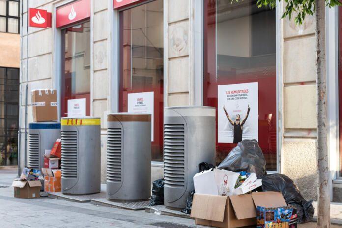 Las comisiones del banco de Sabadell