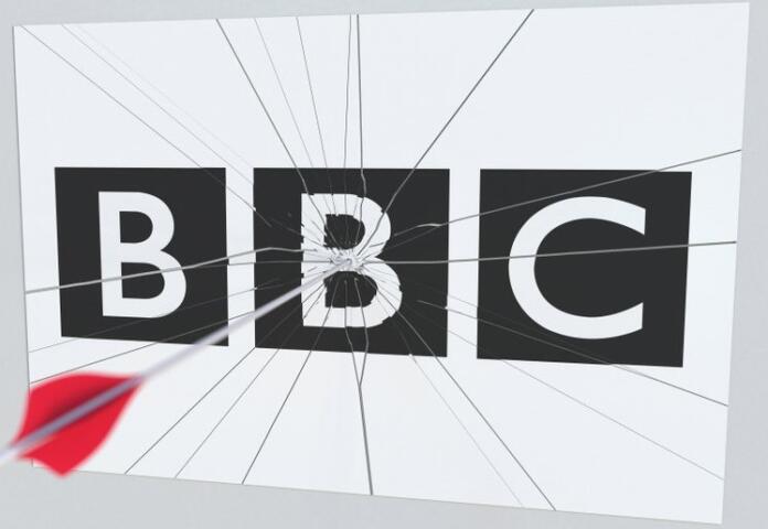 China organiza una campaña de desinformación contra la BBC
