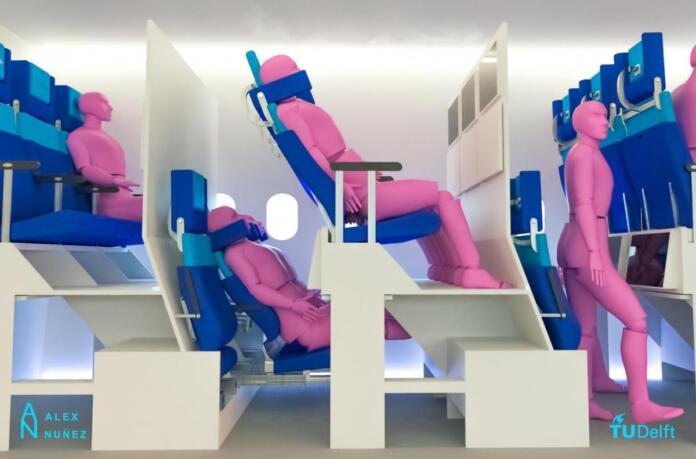 El 'Chaise Longue Economy Seat Project' de Alejandro Núñez Vicente