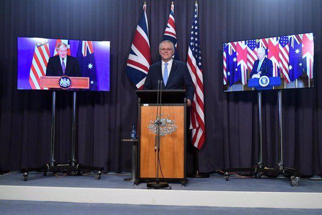 El acuerdo de seguridad de EEUU, Reino Unido y Australia despierta el fantasma nuclear en la región del Indo-Pacífico