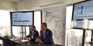 Pablo López, jefe del Área de Normativa y Servicios de Ciberseguridad y Carlos Abad, jefe del Área de Sistemas de Alerta y Respuesta a Incidentes