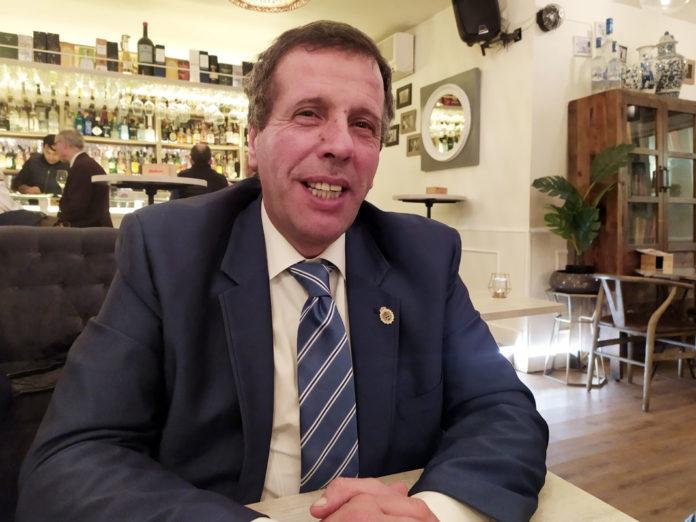 Presidente de la Asociación Nacional de Tasadores y Peritos Judiciales Informáticos