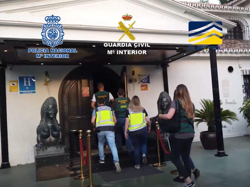 Detención Operación Lover Boy