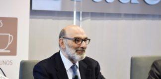 Fernando Abril Martorell,, el presidente de Indra, cuyo erte ha sido calificado por los sindicatos como un fraude social