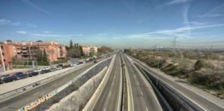 tráfico carretera y camiones