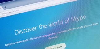 Skype, una opción para videoconferencias durante el confinamiento por coronavirus