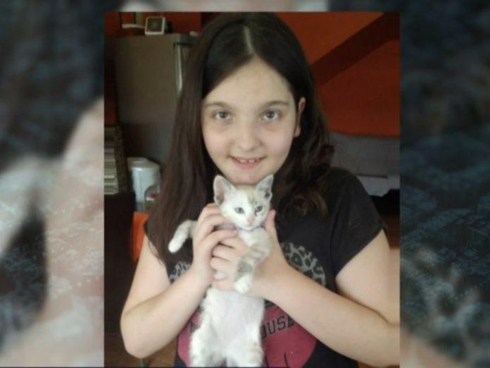 Alicia, la niña fallecida en accidente de moto, cuyos órganos han salvado la vida de dos niños