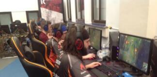 Proyecto brain games con jugadores de Vodafone Giants Gamming
