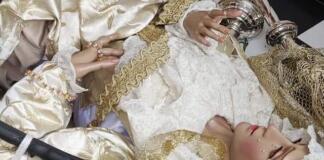 Virgen de la Encarnación vejada en Málaga