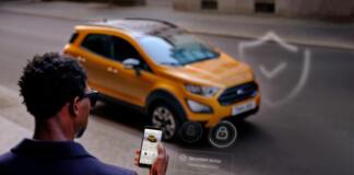 SecuriAlert, sistema de seguridad de Ford