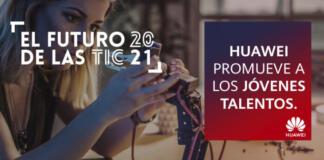 """Programa """"El Futuro de las TIC"""", de Huawei España 2021"""