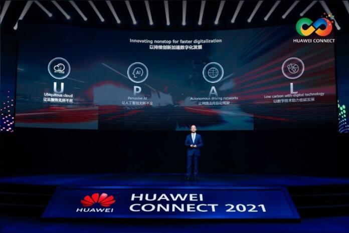 Inauguración de Huawei Connect 2021