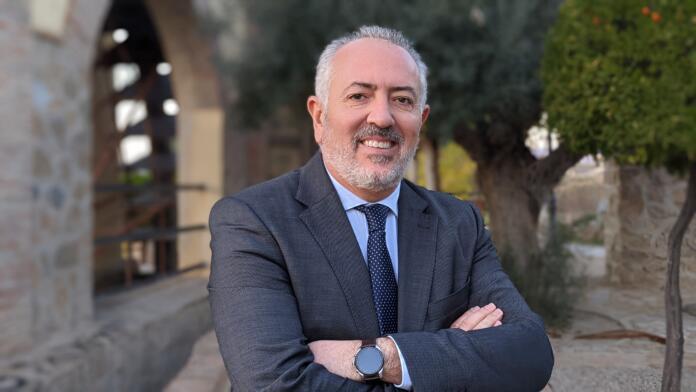 Antonio García Vidal, presidente de Aotec