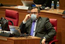El vicepresidente primero de Navarra afirma que no se irá a la fuerza ningún Guardia Civil de Navarra