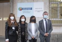 Euskadi asume la transferencia de prisiones y cambia el escudo español por el vasco