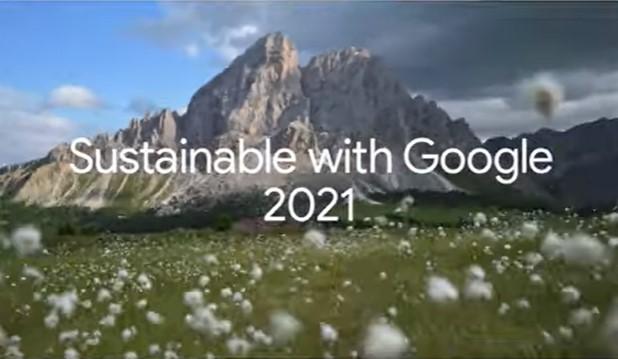Google - Sostenibilidad