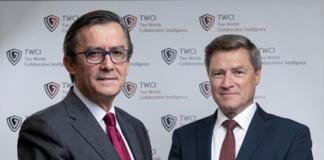 """Imagen de Two Worlds Collaborative Intelligence para presentar la 1ª edición de los """"Two Worlds Internal Conferences"""""""