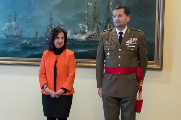 El general Amador Enseñat y Berea, nuevo jefe de Estado Mayor del Ejército de Tierra