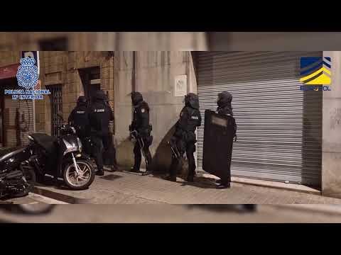 Detenidos cinco presuntos yihadistas en Barcelona y Madrid